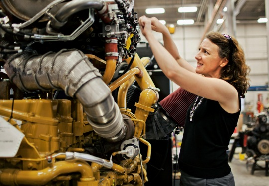 diesel mechanic career paper The diesel mechanic career outlook includes a strong and growing demand for trained mechanics with the specialty learn more.