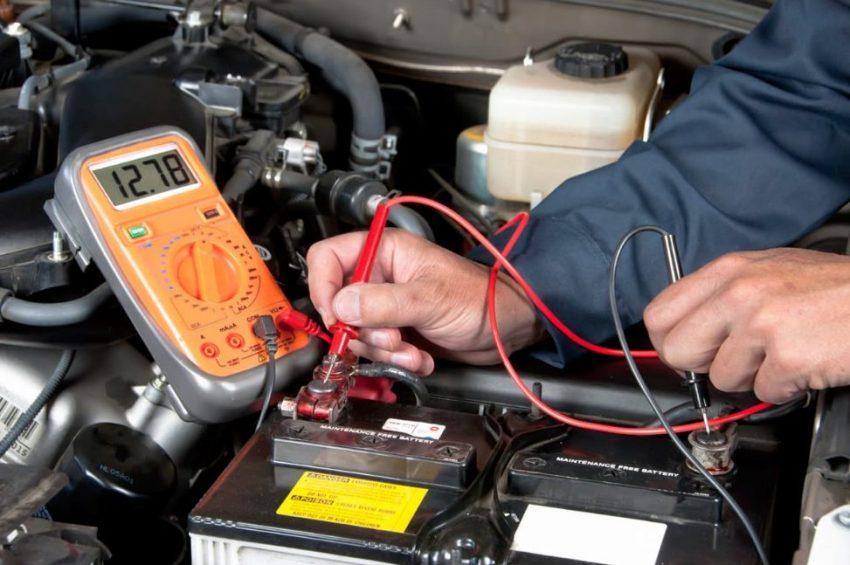 auto electrician slacks creek